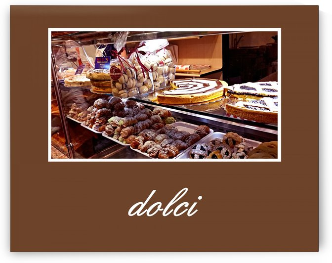 Poster Dolci by Shadow and Form