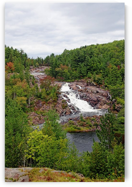 Onaping Falls by Deb Oppermann