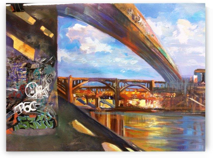 LA River by Elena penkova