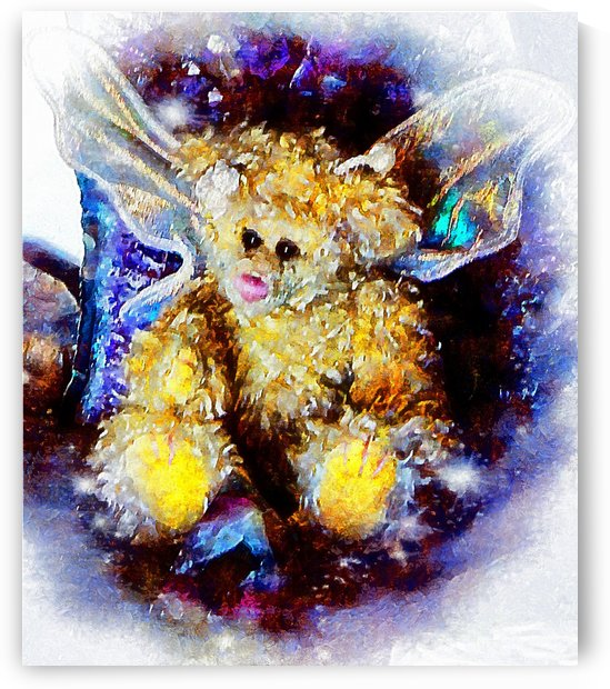 Sweet Fairy Bear Dreams by Dorothy Berry-Lound