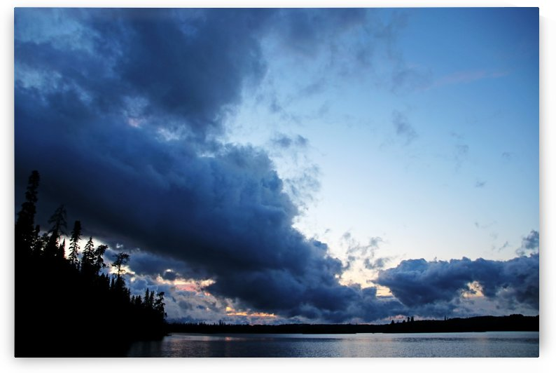 The Calm Before The Storm by Deb Oppermann