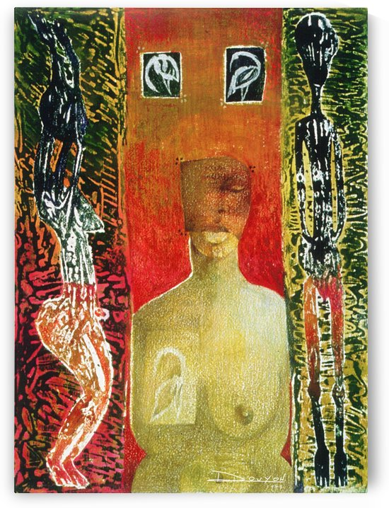 silence by Marie-Denise Douyon