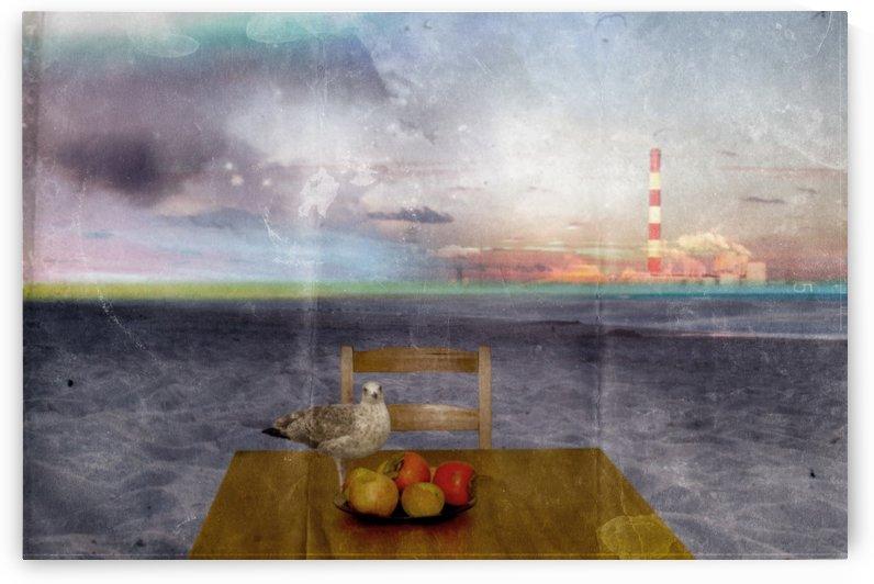 Radioactive Seagull by Ozziris