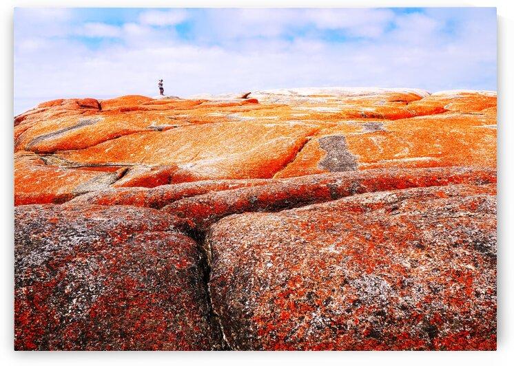 Uluru -  Nope - Bay of Fires by Lexa Harpell