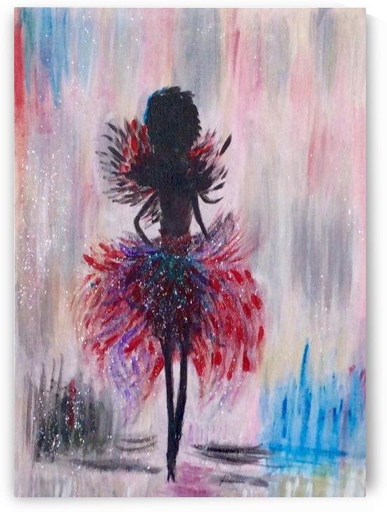 Rain dance  by Zaramar Paintings