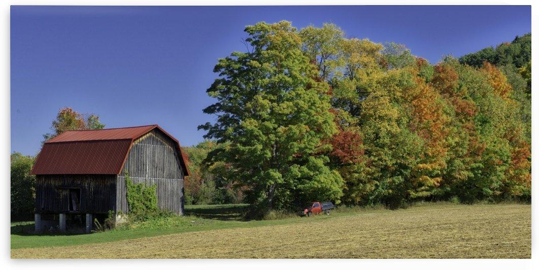White Church Farm by Joseph Scaglione III