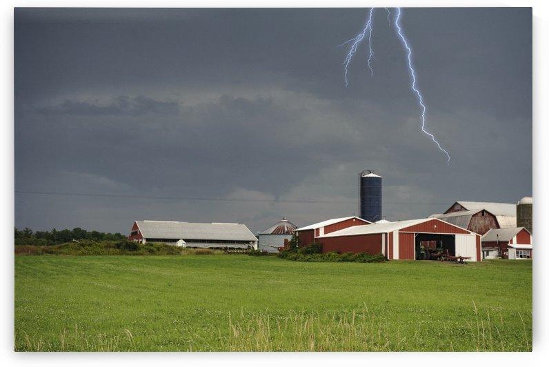 Thunder Barn by Joseph Scaglione III