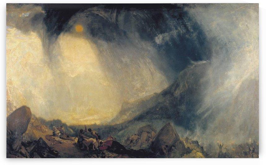 Wild by Louis-Jaques-Mande Daguerre