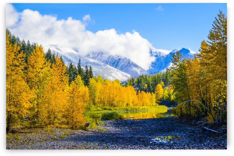 Middle Fork by Scene Again Images: Photography by Cliff Davis