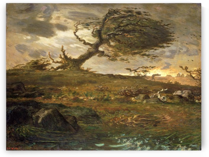 Making Peace with the Sublime by Jean-Francois Millet
