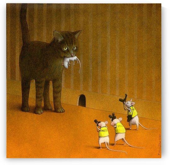 mouse by Pawel Kuczynski
