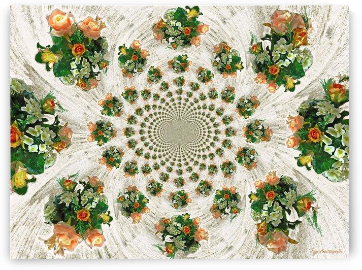 Bouquet Vortex by Faye Anastasopoulou