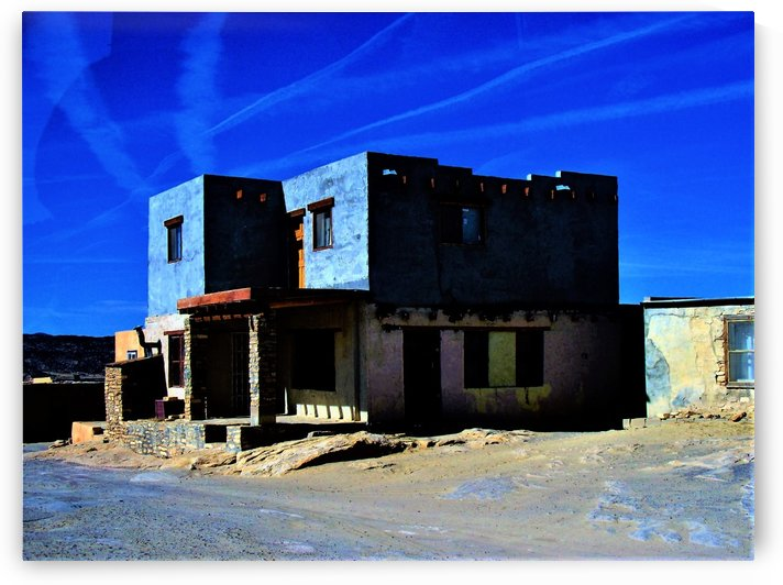 Acoma by Efrain Montanez