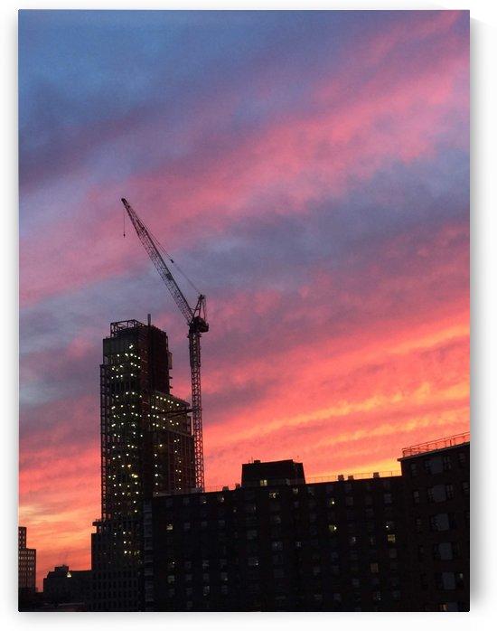 Amazing sky by A Herrera
