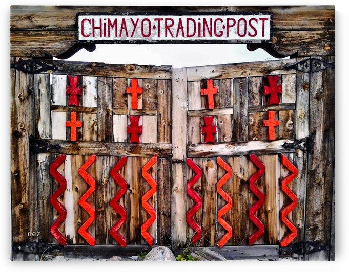 Chimayo by Efrain Montanez