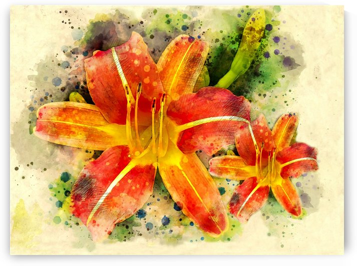 Spring Flower by George Bloise