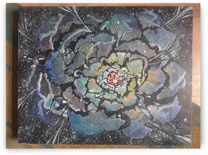 lunar blossum by Kelsey Fedorchak