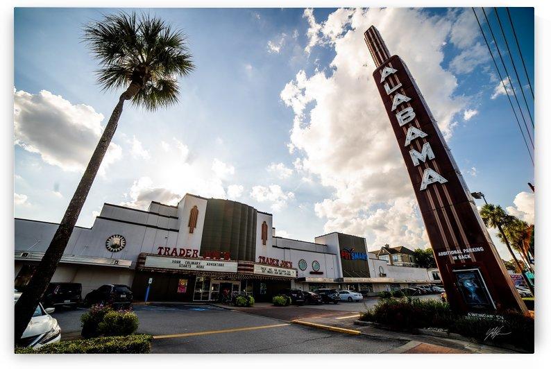 Alabama Theatre on Kirby4 by Nancy Calvert