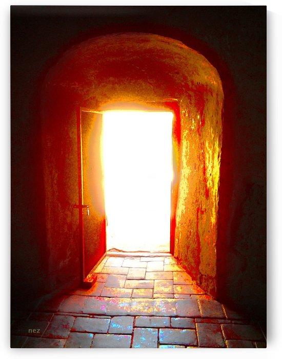 Door to Hell by Efrain Montanez