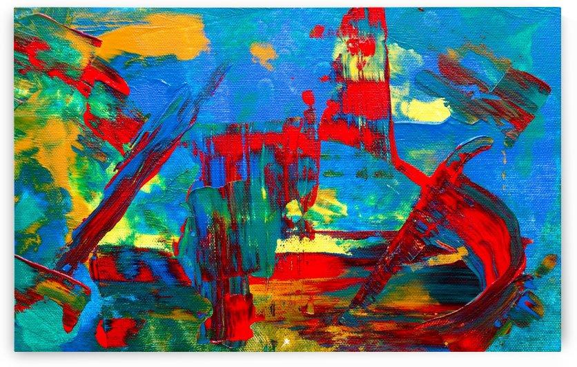 Expressionism by Winston Mauricio Casco Sobalvarro