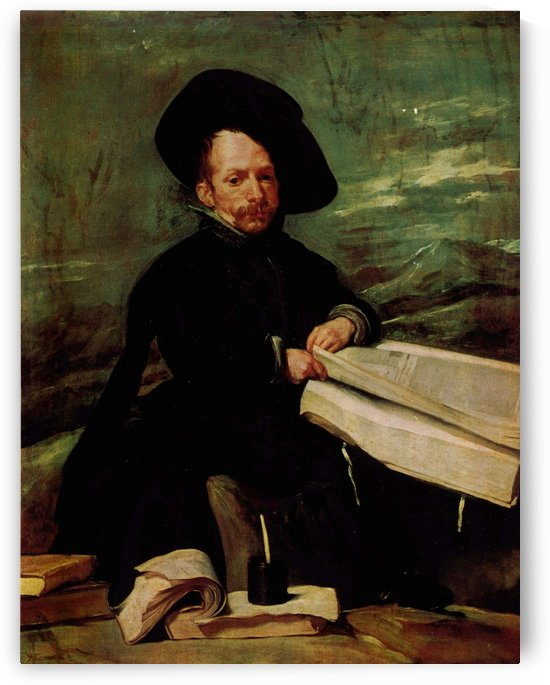 Portrait of a wise man by Albrecht Durer