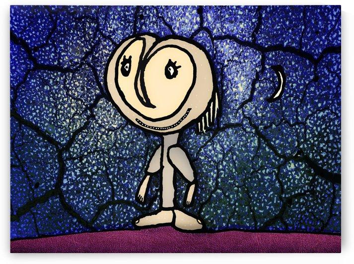Cute ET Illustration by Daniel Ferreia Leites Ciccarino