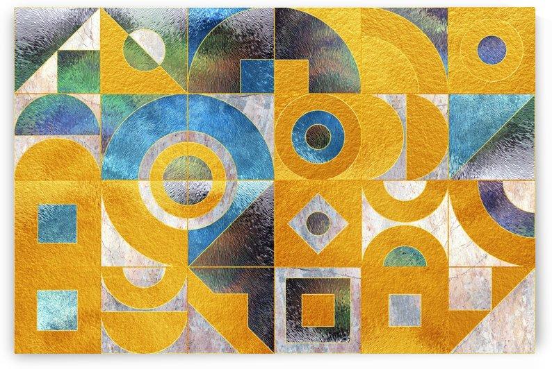 Geometric XXXXXVI by Art Design Works