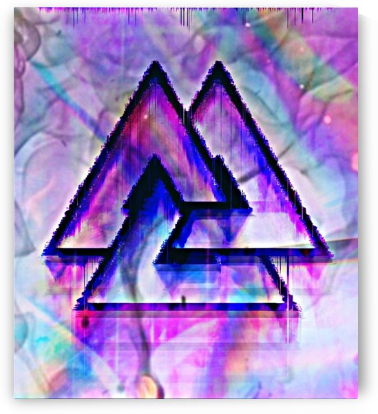 Valknut Colorful by Rabid Solutions