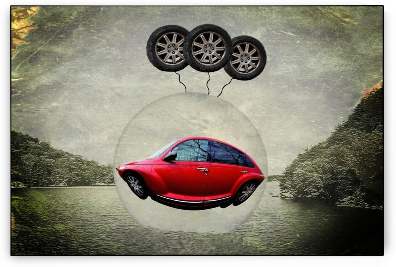 a flying car by constance lowery