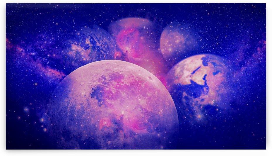 Multiverse by Devenald Sharma