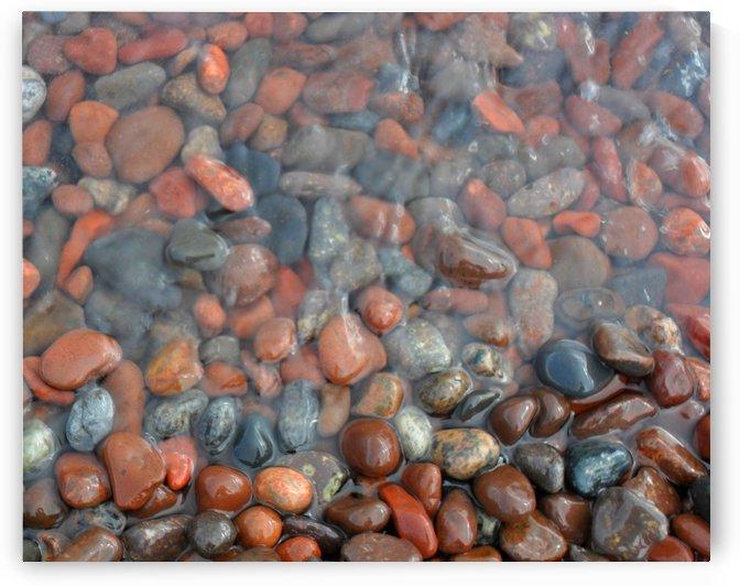 Lakeshore Pebbles by Castle Green Enterprises