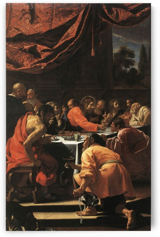 The Last Supper by Albrecht Durer
