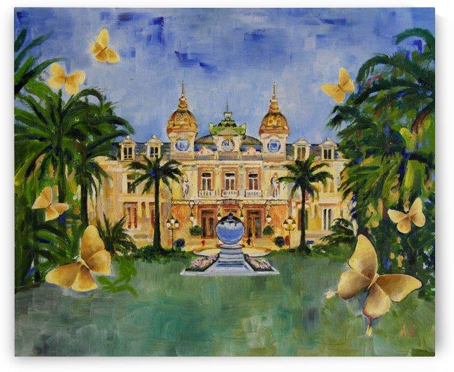 Casino de Monte-Carlo by Maria Mikileva