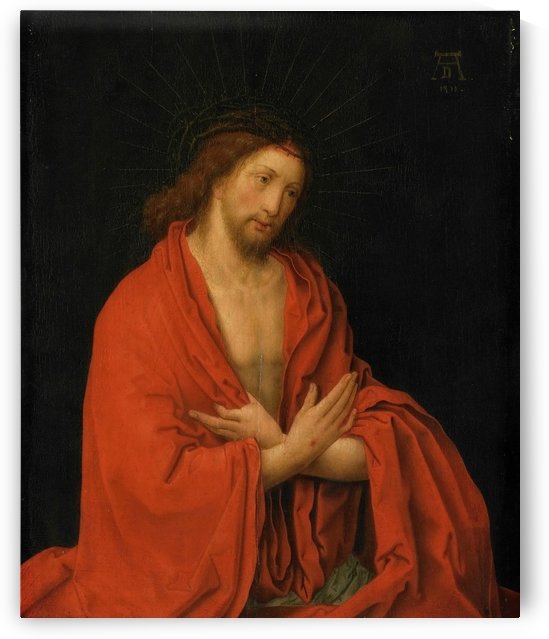 Christ crowned with thorns by Albrecht Durer