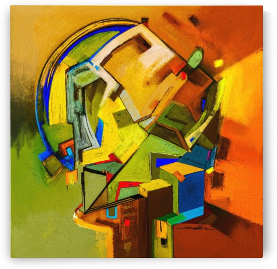 Geometric by Jose Luis Baldera