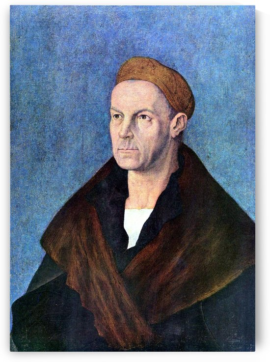 Jacob Fugger by Albrecht Durer