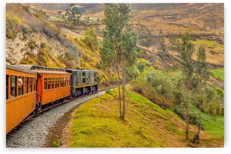 Nariz del Diablo Train Trip, Alausi  Ecuador by Daniel Ferreia Leites Ciccarino