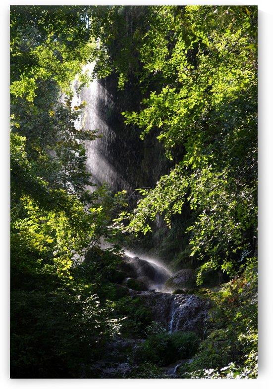 Hidden Waterfall by MDruba