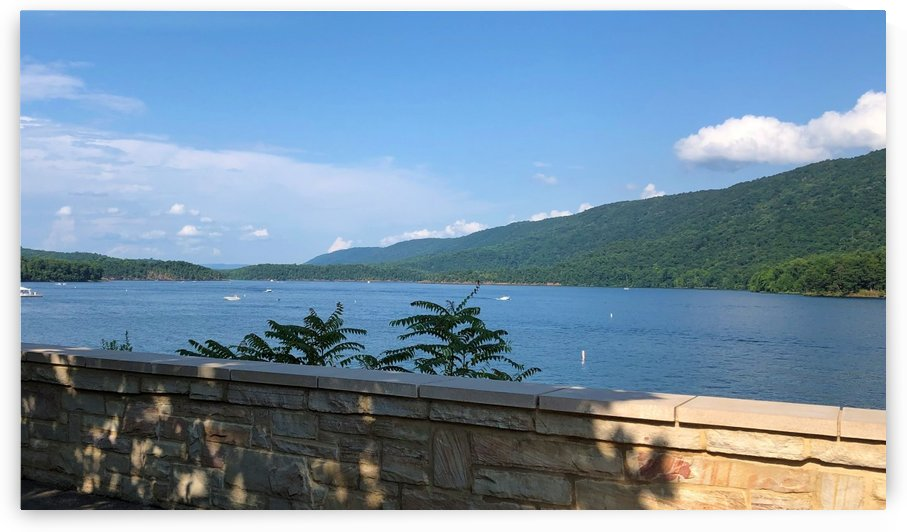 Lake Raystown Pennsylvania  by Emerson