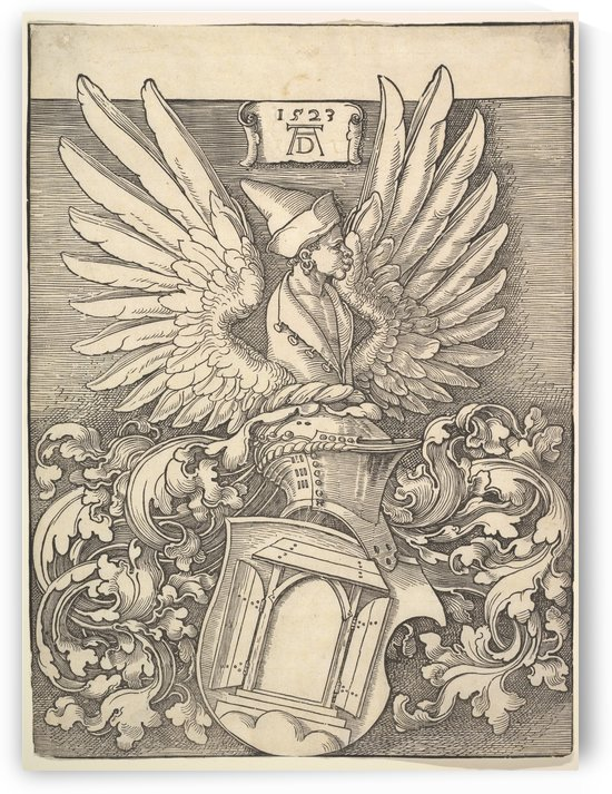 Coat of Arms by Albrecht Durer