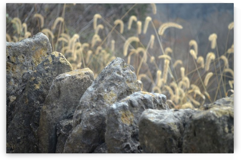 Rock Wall by MDruba