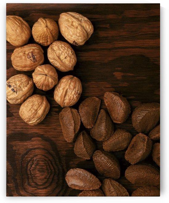 Brazil nuts by Ian Barr