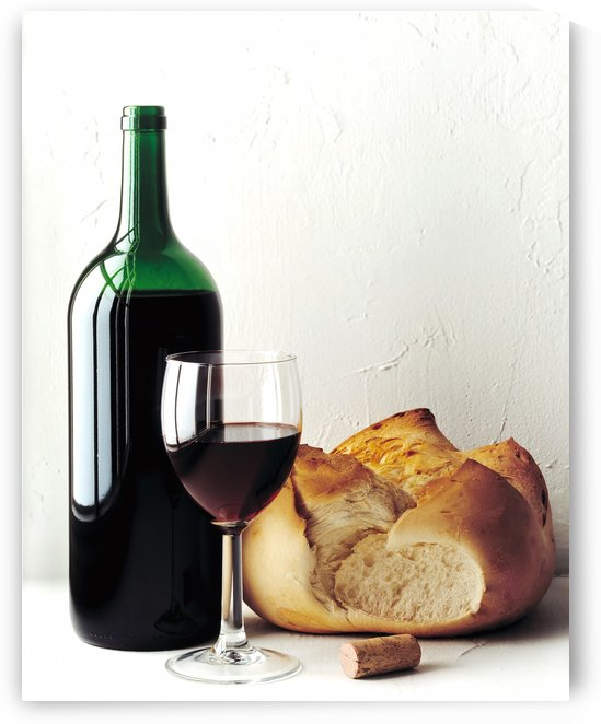 Bread & Wine  by Ian Barr