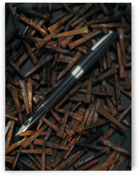 Rusty Nails  by Ian Barr
