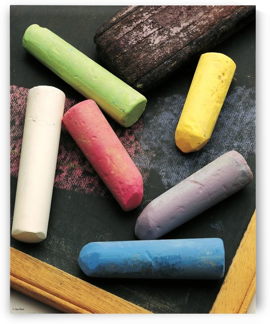 Chalks  by Ian Barr