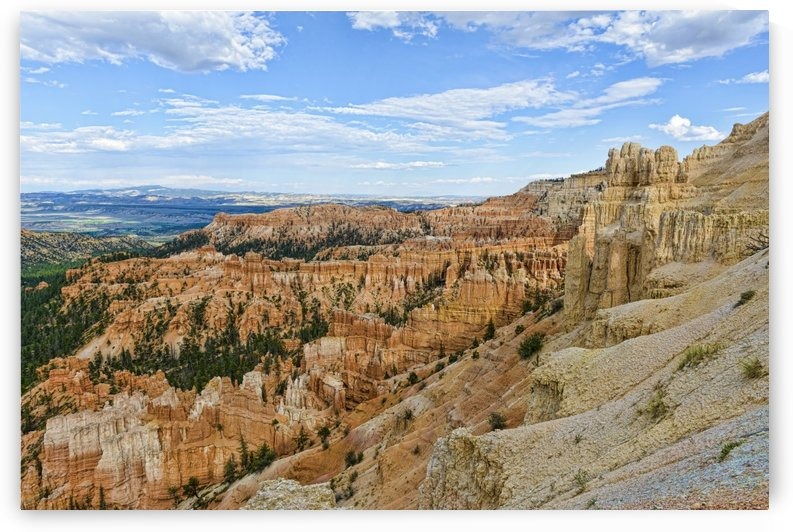 Bryce Canyon by Ian Barr