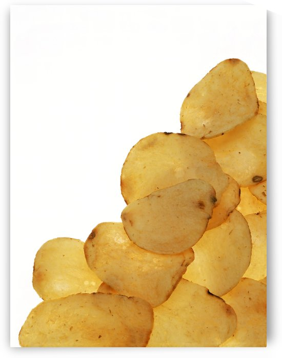 Potato Chips by Ian Barr