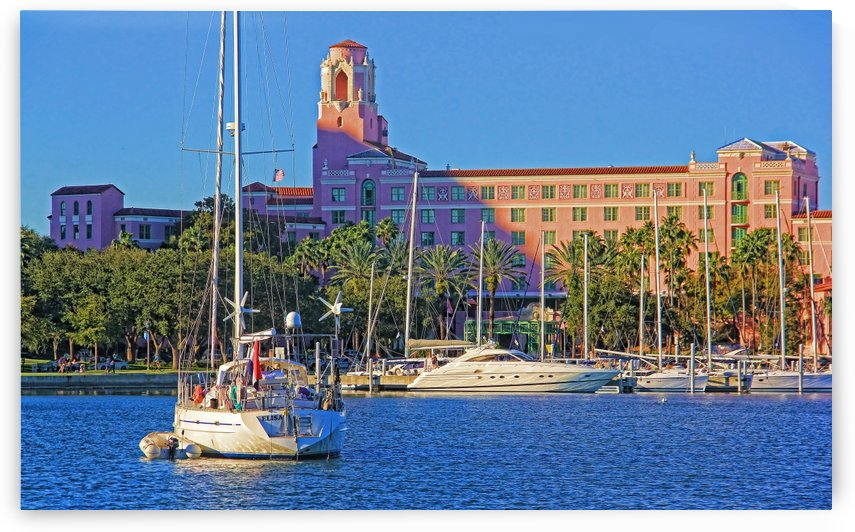 The Vinoy Park Hotel by HH Photography of Florida