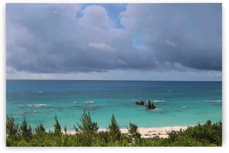 Bermuda Beach by Kathleen OConnor