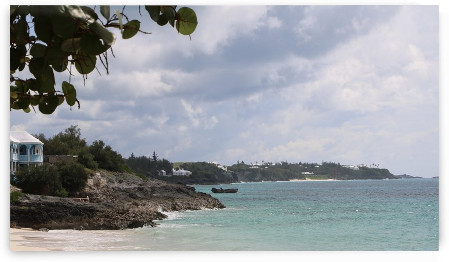 Bermuda Shores by Kathleen OConnor